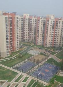 Gallery Cover Image of 1328 Sq.ft 3 BHK Apartment for buy in Mahindra Aura, Sector 110A for 9500000