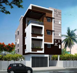 Gallery Cover Image of 1054 Sq.ft 2 BHK Apartment for buy in Puzhal for 9000000