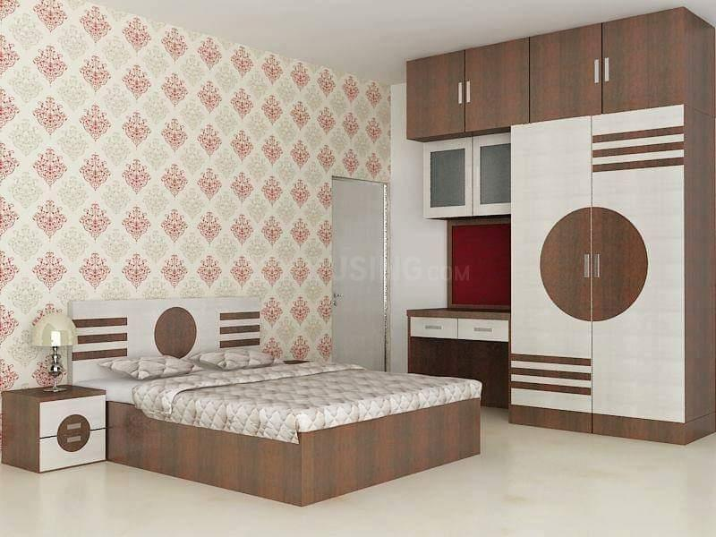 Bedroom Image of 1600 Sq.ft 3 BHK Apartment for rent in Sadashiv Nagar for 12000