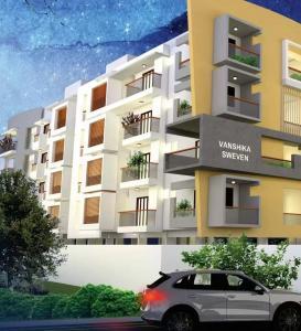 वंशिका स्वेवेन, कोननकुंते  में 7500000  खरीदें  के लिए 1440 Sq.ft 3 BHK अपार्टमेंट के बिल्डिंग  की तस्वीर