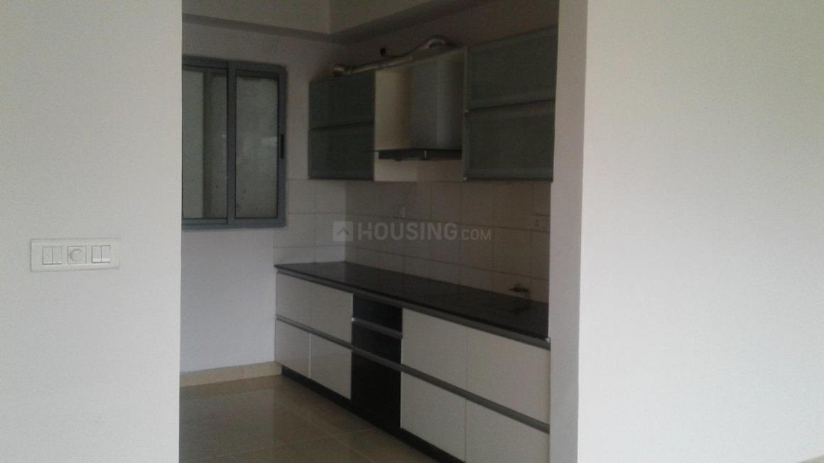 Kitchen Image of 1680 Sq.ft 3 BHK Apartment for rent in J. P. Nagar for 40000