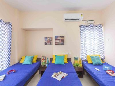 Bedroom Image of Zolo Phantom in Koramangala