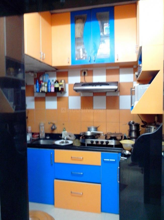 Kitchen Image of 665 Sq.ft 1 BHK Independent House for buy in Goregaon West for 12500000