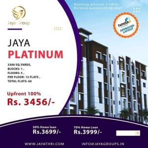 Gallery Cover Image of 1150 Sq.ft 2 BHK Apartment for buy in Gajularamaram for 3900000