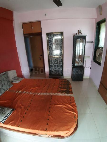 Bedroom Image of 1250 Sq.ft 2 BHK Apartment for rent in Kopar Khairane for 27000
