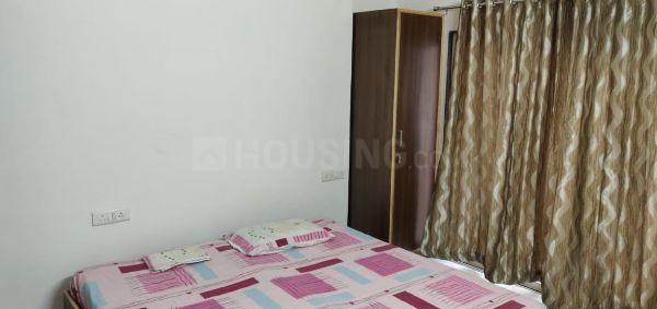 Bedroom Image of Kiran PG in Vastrapur