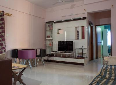 Living Room Image of Flat 101 Tower 15 Amanora Sterling Tower in Magarpatta City