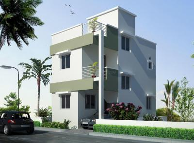 Gallery Cover Image of 1000 Sq.ft 3 BHK Independent House for buy in Selaiyur for 4200000