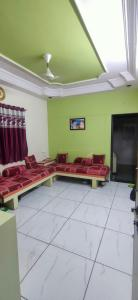Living Room Image of 898 Sq.ft 1 BHK Independent House for buy in Maninagar for 4000000