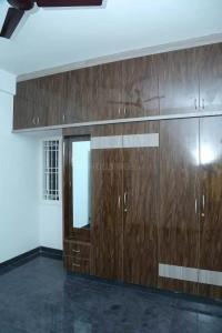 Gallery Cover Image of 600 Sq.ft 1 BHK Independent House for rent in Kumaraswamy Layout for 11000