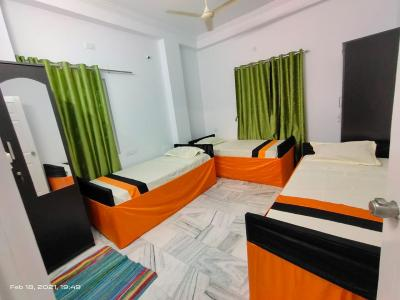 Bedroom Image of Soothing Pearls Residency in Hakimpet