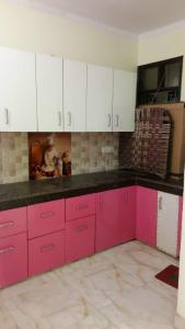Gallery Cover Image of 550 Sq.ft 1 BHK Independent Floor for rent in Razapur Khurd for 10000