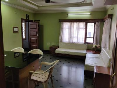 Gallery Cover Image of 300 Sq.ft 1 RK Independent Floor for rent in Humayun Nagar for 15000