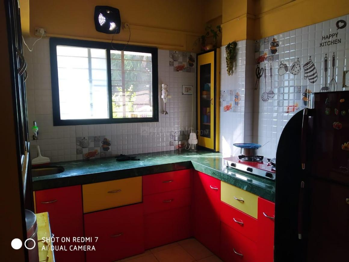 Kitchen Image of 980 Sq.ft 2 BHK Apartment for buy in Rane Nagar for 5000000