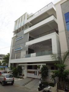 Gallery Cover Image of 850 Sq.ft 1 BHK Independent Floor for rent in Karmanghat for 7000