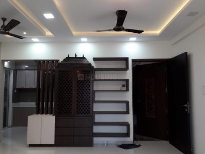 Gallery Cover Image of 1545 Sq.ft 3 BHK Apartment for rent in Akshar Green World, Dighe for 41000