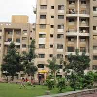 Gallery Cover Image of 1600 Sq.ft 3 BHK Apartment for buy in Lunkad Neco Garden, Viman Nagar for 14500000