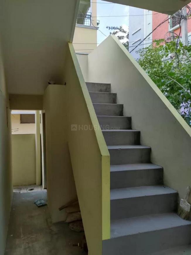 Staircase Image of 1200 Sq.ft 2 BHK Independent House for rent in Madhapur for 20000