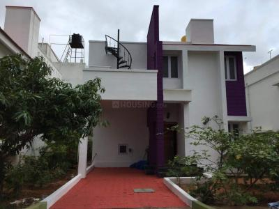 Gallery Cover Image of 1750 Sq.ft 3 BHK Villa for rent in Confident Bellatrix Phase II, Thyvakanahally for 21000