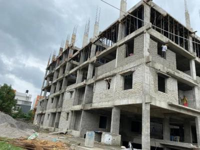 Gallery Cover Image of 1205 Sq.ft 2 BHK Apartment for buy in Chandanagar for 5422500