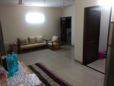 Gallery Cover Image of 1275 Sq.ft 3 BHK Apartment for rent in Unitech Uniworld Gardens, Sector 47 for 24000