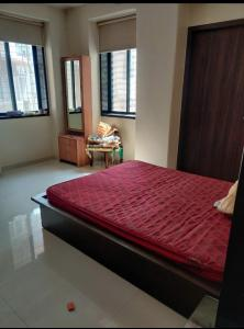 Bedroom Image of Flat Sharing Accommodation in Girgaon
