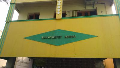 Gallery Cover Image of 600 Sq.ft 1 BHK Apartment for rent in Saraswathy Homes, Kattupakkam for 7000