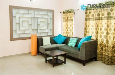 Living Room Image of PG 4642215 Amrutahalli in Amrutahalli