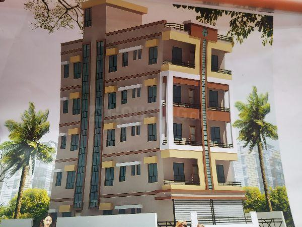 Building Image of 772 Sq.ft 2 BHK Apartment for buy in Khardah for 1700000
