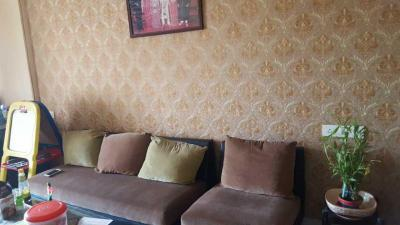 Gallery Cover Image of 615 Sq.ft 1 BHK Apartment for rent in Seawoods for 22000
