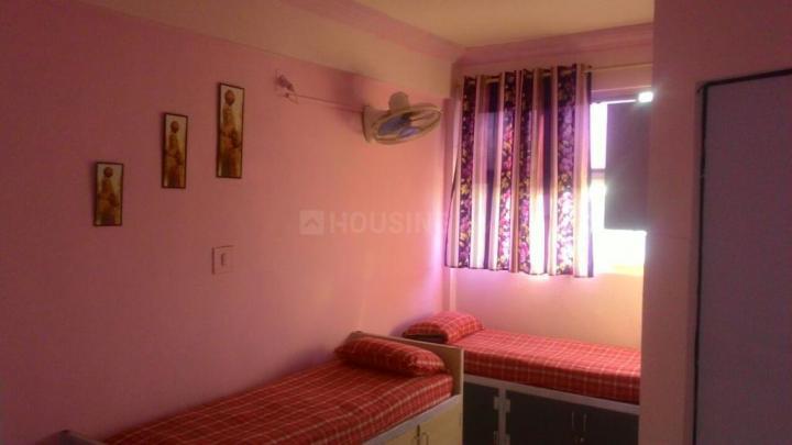 सोला विलेज में फर्निश पीजी अवेलेबल के बेडरूम की तस्वीर