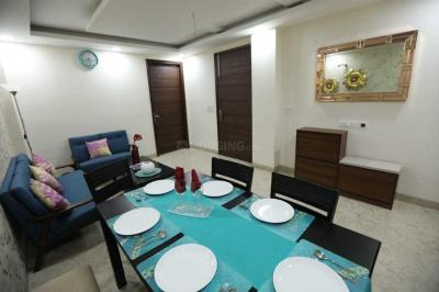 Gallery Cover Image of 1000 Sq.ft 3 BHK Independent House for buy in Chhattarpur for 7500010