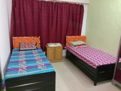 Bedroom Image of Paying Guest Girl Boys in Mulund West