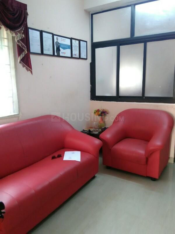 Living Room Image of Yrn Ladies Hostel in Selaiyur