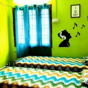 Bedroom Image of Stayard PG For Men in Sri Sowdeswari Nagar