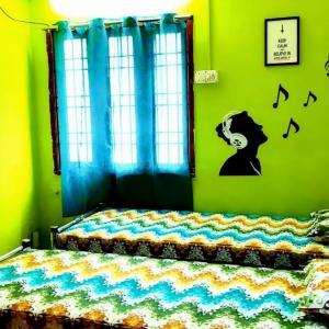 Bedroom Image of Stayard PG For Men in Sri Sowdeswari Nagar