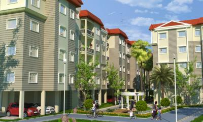 Gallery Cover Image of 435 Sq.ft 1 BHK Apartment for buy in Spotlight Rainbow Phase II, Madhyamgram for 1218000