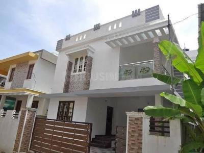 Gallery Cover Image of 1200 Sq.ft 3 BHK Independent House for buy in Semmancheri for 5500000