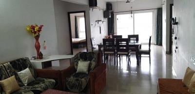 Gallery Cover Image of 1755 Sq.ft 3 BHK Apartment for rent in BRC Sri Hemadurga Sivahills, Manikonda for 30000