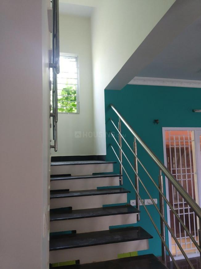 Staircase Image of 1300 Sq.ft 2 BHK Independent Floor for rent in Vandalur for 12000