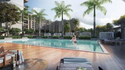 Gallery Cover Image of 1611 Sq.ft 3 BHK Apartment for buy in Motia Blue Ridge, Peer Machula for 6200000
