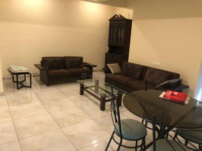 Gallery Cover Image of 850 Sq.ft 1 BHK Apartment for rent in Koregaon Park for 30000