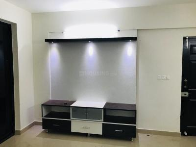 Gallery Cover Image of 1243 Sq.ft 3 BHK Apartment for rent in R.K. Hegde Nagar for 22000