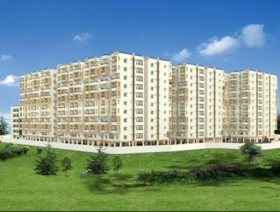 Gallery Cover Image of 1260 Sq.ft 2 BHK Apartment for buy in Sai Mirra Panchajanya, Miyapur for 7182000
