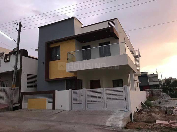 Building Image of 1200 Sq.ft 3 BHK Independent House for buy in Krishnarajapura for 5200000