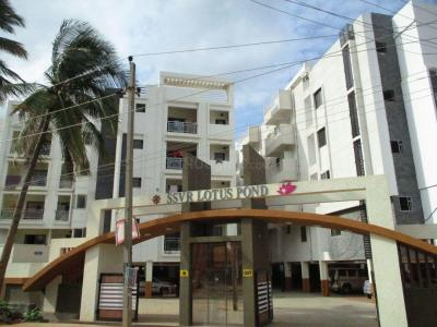 Gallery Cover Image of 1213 Sq.ft 2 BHK Apartment for buy in SSVR Lotus Pond, Madhura Nagar for 5500000