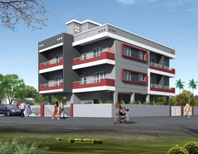 Gallery Cover Image of 2168 Sq.ft 3 BHK Independent House for buy in Panchavati for 6500000