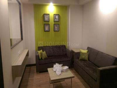 Gallery Cover Image of 600 Sq.ft 1 BHK Apartment for rent in Sector 54 for 15000