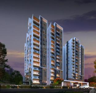 Gallery Cover Image of 2175 Sq.ft 3 BHK Apartment for buy in Bricks Skywoods, Gopanapalli for 14200000