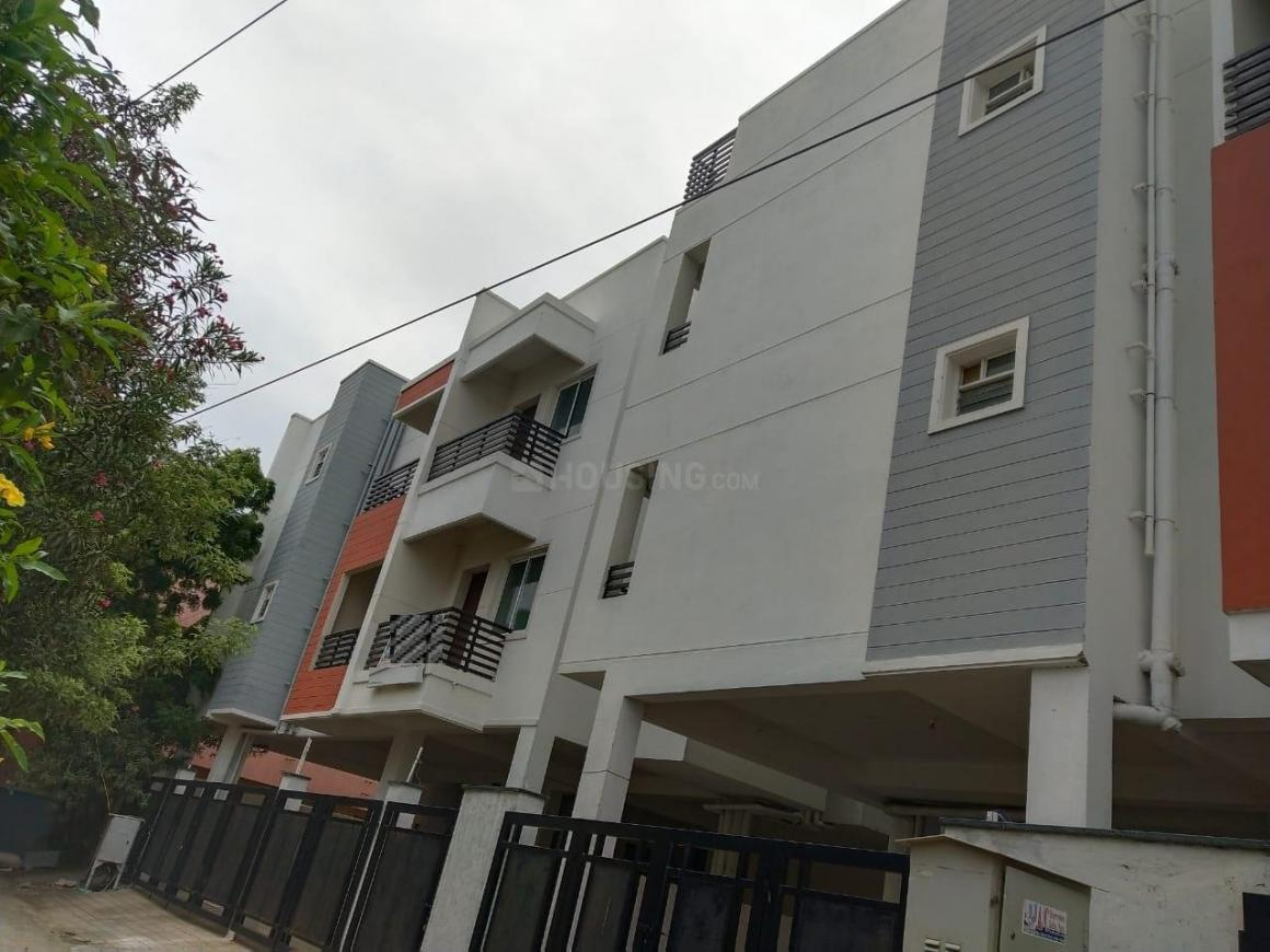 Building Image of 750 Sq.ft 2 BHK Apartment for buy in Madhavaram for 4250000